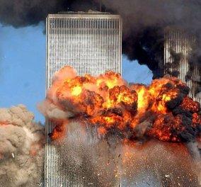 """11η Σεπτεμβρίου - live: """"Ειρήηννηη, κατέβα στο studio, έπεσε κι άλλο αεροπλάνο"""": Όταν για ώρες παρουσίαζα την τραγωδία των Δίδυμων Πύργων - Κυρίως Φωτογραφία - Gallery - Video"""