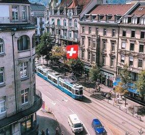 Μπράβο στους Ελβετούς: Με δημοψήφισμα ενέκριναν ελάχιστο μηνιαίο μισθό 3.800 ευρώ - Κυρίως Φωτογραφία - Gallery - Video