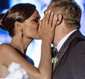Επέτειος γάμου για Ρέμο- Μπόσνιακ: Με μια τρυφερή φωτογραφία ευχήθηκε στον άντρα της ζωής της η Υβόννη - Κυρίως Φωτογραφία - Gallery - Video