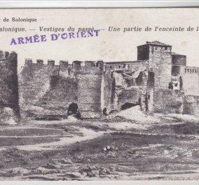 """«Στέλνω φιλιά στο """"νόστιμο"""", χαριτωμένο, γυμνό σου σώμα»- Στο φως το ερωτικό μήνυμα Γάλλου στρατιώτη πριν 103 χρόνια - Κυρίως Φωτογραφία - Gallery - Video"""
