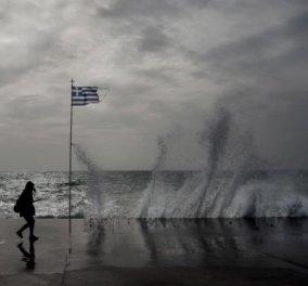 Καιρός: Τσουχτερό κρύο & ισχυροί άνεμοι - Αναλυτική πρόγνωση  - Κυρίως Φωτογραφία - Gallery - Video