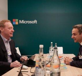 Good news: Η Microsoft ετοιμάζεται για επένδυση 1 δισ. ευρώ στην Ελλάδα – Ο κολοσσός φέρνει τα cloud services  - Κυρίως Φωτογραφία - Gallery - Video