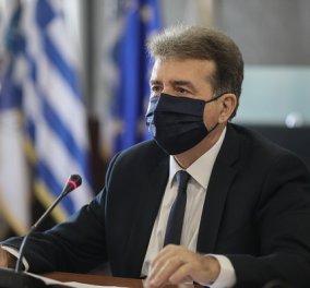 Σε καραντίνα ο Μιχάλης Χρυσοχοΐδης: Το ανακοίνωσε ο ίδιος μέσω twitter - «Μέλος της οικογένειάς μου είναι θετικό στον κορωνοϊό» - Κυρίως Φωτογραφία - Gallery - Video