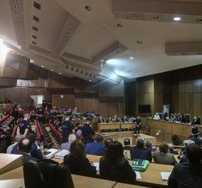 Δίκη Χρυσής Αυγής: Όσα είπαν οι πολιτικοί αρχηγοί για την καταδικαστική απόφαση - Σακελλαροπούλου: Μεγάλη μέρα για την Δημοκρατία (φωτό-βίντεο) - Κυρίως Φωτογραφία - Gallery - Video