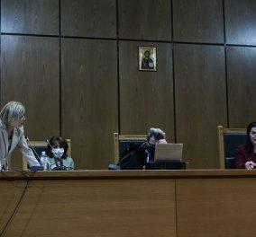 Διεκόπη για αύριο η δίκη της Χρυσής Αυγής - Διευκρινίσεις ζήτησε η Πρόεδρος από την Εισαγγελέα για τις προτάσεις της - Κυρίως Φωτογραφία - Gallery - Video