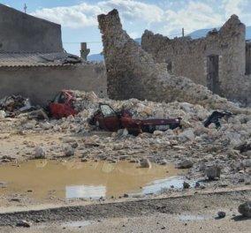 Σεισμός: Η Σάμος μετρά τις πληγές της - Θρήνος με 2 νεκρά παιδιά & 19 τραυματίες (Φωτό & Βίντεο)  - Κυρίως Φωτογραφία - Gallery - Video