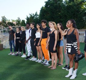 GNTM: Τα μοντέλα ντύνονται νύφες & γαμπροί - Ενοχλημένοι οι κριτές, ποιος κέρδισε τη δοκιμασία & ποιος αποχώρησε (Φωτό & Βίντεο) - Κυρίως Φωτογραφία - Gallery - Video