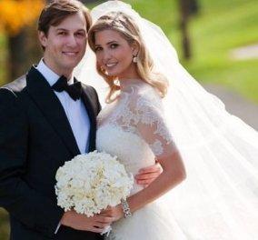 11 χρόνια γάμου για την Ivanka Trump & τον Jared Kushner- 7 φωτογραφίες μεγάλου έρωτα για την Πρώτη Κόρη των ΗΠΑ & τον σύζυγό της - Κυρίως Φωτογραφία - Gallery - Video