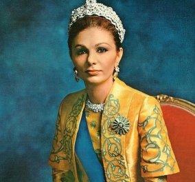 Γενέθλια της άλλοτε Αυτοκράτειρας της Περσίας Φαράχ Ντιμπά - Η καλλονή που κέρδισε την καρδιά του Σάχη από την Σοράγια (φωτό) - Κυρίως Φωτογραφία - Gallery - Video