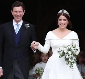 Η πριγκίπισσα Ευγενία και ο Jack Brooksbank γιορτάζουν την επέτειο γάμου τους - Δείτε την ανάρτησή της (βίντεο) - Κυρίως Φωτογραφία - Gallery - Video