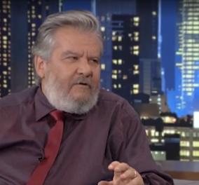 Βασίλης Χαλακατεβάκης: ''Πέρασα καρκίνο στο παχύ έντερο με μετάσταση στον πνεύμονα, όταν το έμαθα έχασα την γη κάτω από τα πόδια μου'' - Κυρίως Φωτογραφία - Gallery - Video