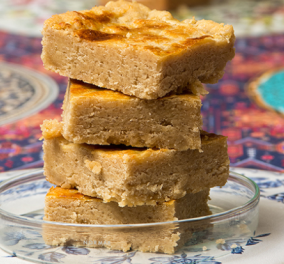 O Στέλιος Παρλιάρος μας φτιάχνει boterkoek - Ένα απολαυστικό κέικ βουτύρου από την Ολλανδία - Κυρίως Φωτογραφία - Gallery - Video