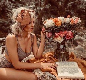 Κρίστη Καθάργια: Οι εντυπωσιακές πόζες της ξανθιάς ψυχολόγου που έχει κλέψει την καρδιά του Γιώργου Μαυρίδη- Με στυλ & ομορφιά top model (φωτό) - Κυρίως Φωτογραφία - Gallery - Video