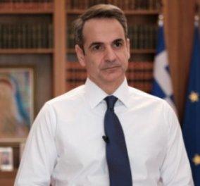 Live το διάγγελμα του πρωθυπουργού Κυριάκου Μητσοτάκη - Ανακοινώνει νέα μέτρα - Κυρίως Φωτογραφία - Gallery - Video