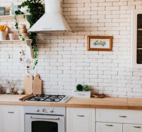 Ο Σπύρος Σούλης προτείνει: Κουζίνα σε ενοίκιο: Ανανεώστε την με μικρό budget - Κυρίως Φωτογραφία - Gallery - Video