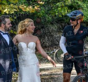 Ο σπορτίφ Μητσοτάκης έκανε ποδήλατο στο Τατόι – Άθελά του, σπόιλερ σε φωτογράφιση γάμου (φωτό) - Κυρίως Φωτογραφία - Gallery - Video