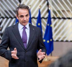 Live οι δηλώσεις του πρωθυπουργού Κυριάκου Μητσοτάκη μετά τη Σύνοδο Κορυφής   - Κυρίως Φωτογραφία - Gallery - Video