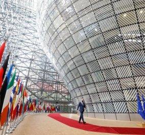 Σύνοδος Κορυφής:  - Κακομαθημένες Ελλάδα & Κύπρος λέει ο Ερντογάν – Η Τουρκία να διαλέξει  διάλογο ή κυρώσεις λέει ο Μητσοτάκης - Κυρίως Φωτογραφία - Gallery - Video