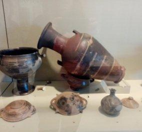 Καρέ καρέ οι καταστροφές σε μνημεία & αρχαιολογικούς θησαυρούς σε Σάμο, Ικαρία, Χίο (Φωτό)  - Κυρίως Φωτογραφία - Gallery - Video