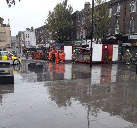 Έκρηξη στο Λονδίνο σε κατάστημα κινητών - Φόβοι για νεκρούς (φωτό - βίντεο) - Κυρίως Φωτογραφία - Gallery - Video