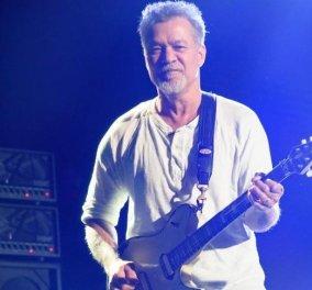Έφυγε από τη ζωή στα 65 του ο θρύλος της ροκ μουσικής, Eddie Van Halen- Πάλευε 20 χρόνια με τον καρκίνο (φωτό- βίντεο) - Κυρίως Φωτογραφία - Gallery - Video