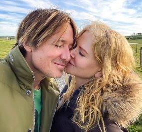 Η Nicole Kidman εύχεται στον αγαπημένο της σύζυγο Keith Urban για τα 53α γενέθλιά του - Η... διαστημική φωτό & το τρυφερό μήνυμα - Κυρίως Φωτογραφία - Gallery - Video