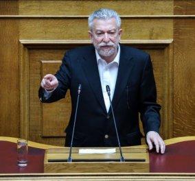 Σταύρος Κοντονής - ΣΥΡΙΖΑp: «Αποδέχομαι τη διαγραφή, αυτή είναι η ποιότητά τους» - Η απάντηση του κόμματος - Κυρίως Φωτογραφία - Gallery - Video