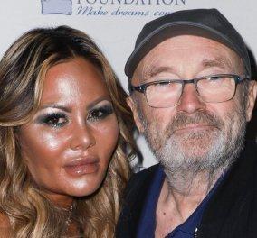 Ξέρει να ζητάει διατροφές: Πήρε 31 εκ. από τον Phil Collins, 6 εκ. από τον τραπεζίτη,  δεύτερο σύζυγο προχθές - Παντρεύτηκε τρίτο… (Φωτό) - Κυρίως Φωτογραφία - Gallery - Video
