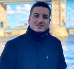 Κορωνοϊός: Ο 25χρονος που διασωληνώθηκε στη ΜΕΘ μιλά μέσα από το νοσοκομείο - «Είναι πολύ δύσκολο, το σώμα μου έχει πάθει ζημιά» (βίντεο) - Κυρίως Φωτογραφία - Gallery - Video