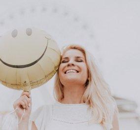 Κατερίνα Τσεμπερλίδου: Χαρά VS Ευτυχία- Πού διαφέρουν; - Κυρίως Φωτογραφία - Gallery - Video