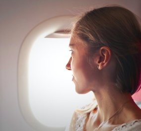 Kορωνοϊός – αεροπλάνα: Χαμηλός ο κίνδυνος να κολλήσουμε στην πτήση  - Και όταν κάποιος βήξει; - Κυρίως Φωτογραφία - Gallery - Video