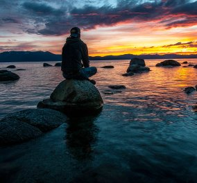 Πόσο άσχημη είναι τελικά η μοναξιά; - Μάθε να αγαπάς και να εκτιμάς τον εαυτό σου - Κυρίως Φωτογραφία - Gallery - Video