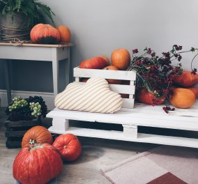 Σπύρος Σούλης: 11 Φθινοπωρινές διακοσμητικές ιδέες για να φτιάξετε μια πολύ ζεστή ατμόσφαιρα! - Κυρίως Φωτογραφία - Gallery - Video