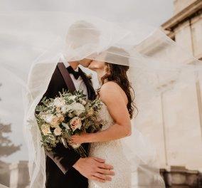 Σχεδιάζετε να παντρευτείτε μέσα στο Φθινόπωρο; - Ιδού 18 υπέροχες νυφικές ανθοδέσμες που θα ερωτευτείτε (φώτο) - Κυρίως Φωτογραφία - Gallery - Video