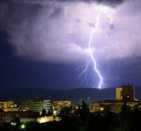 Καιρός: Βροχερό το σκηνικό με έντονα φαινόμενα - Ξεκινά το κύμα κακοκαιρίας στη χώρα   - Κυρίως Φωτογραφία - Gallery - Video