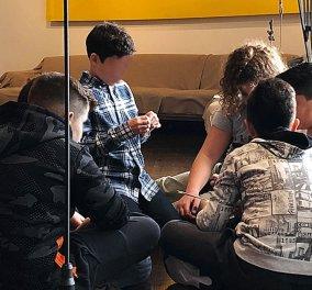 Το Ίδρυμα Takis προσκαλεί τους μαθητές σε μια πρωτόγνωρη εκπαιδευτική εμπειρία - Κυρίως Φωτογραφία - Gallery - Video