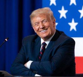 Donald Trump: Πήρα Regeneron & έγινα καλά από τον κορωνοϊό - Η Αμερική είναι σπουδαία & μεγάλη (βίντεο) - Κυρίως Φωτογραφία - Gallery - Video