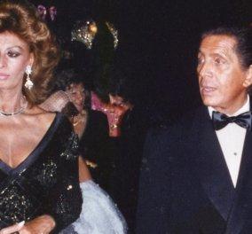 Απίθανο vintage βίντεο με Sophia Loren, Valentino, Oscar de la Renta, Donna Karan & Ralph Lauren- Όλοι μαζί  - Κυρίως Φωτογραφία - Gallery - Video