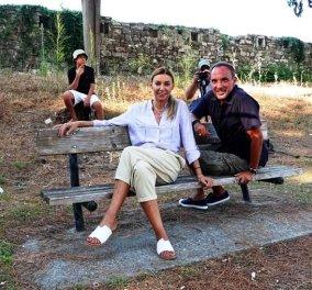 Ας γνωρίσουμε την οικογένεια του Νίκου Αλιάγα στο Μεσολόγγι - Το ταξίδι της Ίνα Ταράντου  στην εκπομπή ''Η Ζωή αλλιώς''  - Κυρίως Φωτογραφία - Gallery - Video