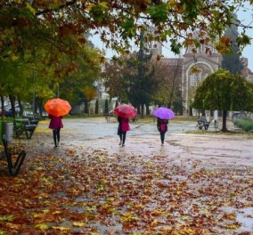 Καιρός: Γκρίζος ουρανός – Συννεφιασμένη Κυριακή με τοπικές βροχές  - Κυρίως Φωτογραφία - Gallery - Video