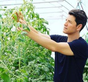 Ο Σάκης Ρουβάς σε ρόλο… αγρότη - Μας ξεναγεί στο θερμοκήπιο του & μας δείχνει τη σοδιά του! (Φωτό & Βίντεο)  - Κυρίως Φωτογραφία - Gallery - Video