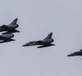 Το συγκινητικό μήνυμα του πιλότου της Πολεμικής Αεροπορίας για την 28η Οκτωβρίου - Το πιο λακωνικό & ηχηρό μήνυμα της παγκόσμιας ιστορίας, το ΟΧΙ - Κυρίως Φωτογραφία - Gallery - Video