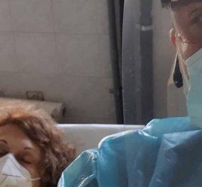 """Γιατρός του ΑΧΕΠΑ έχει ασθενή τη μητέρα του & γράφει: """"Δίνει τη δική της μάχη – Προσεύχεται & προσευχηθείτε"""" (Φωτό)  - Κυρίως Φωτογραφία - Gallery - Video"""