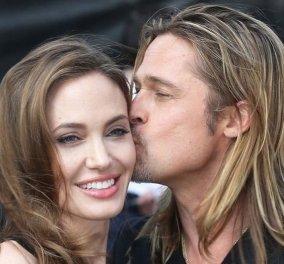 Angelina Jolie & Brad Pitt: Οι απίστευτες λεπτομέρειες για τη ζωή τους – Τι αποκαλύπτει πρώην σωματοφύλακας τους (Φωτό)  - Κυρίως Φωτογραφία - Gallery - Video