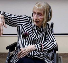 """Το βίντεο που πρέπει να δείτε όλοι αν αντέχετε τη συγκίνηση: Prima μπαλαρίνα με Αλτσχάιμερ ακούει τη """"Λίμνη των Κύκνων"""" & """"χορεύει""""  - Κυρίως Φωτογραφία - Gallery - Video"""