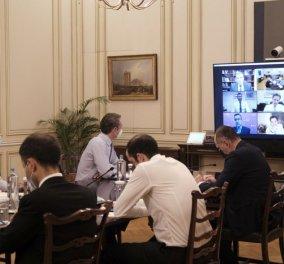 Η τελική έκθεση της Επιτροπής Πισσαρίδη - Αύξηση του κατά κεφαλήν εισοδήματος - Κυρίως Φωτογραφία - Gallery - Video
