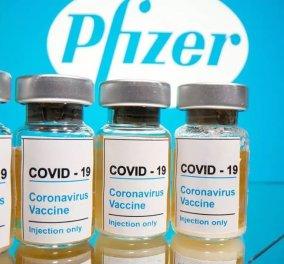 Κορωνοϊός: Το εμβόλιο των BioNTech-Pfizer θα εγκριθεί την επόμενη εβδομάδα - Πότε ξεκινούν οι παραδόσεις  - Κυρίως Φωτογραφία - Gallery - Video