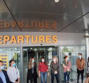 Οι 10 νοσηλεύτριες από την Κρήτη: Ποια είναι ποια - Tι δήλωσε η καθεμία για την απόφασή της να πάνε στις ΜΕΘ της Θεσσαλονίκης  - Κυρίως Φωτογραφία - Gallery - Video