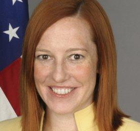 Μια Ελληνίδα στον Λευκό Οίκο – Η 41χρονη Τζεν Ψάκι πρώην αναλύτρια του CNN & συνεργάτης του Ομπάμα, στο πλευρό του Τζο Μπάιντεν (Φωτό)  - Κυρίως Φωτογραφία - Gallery - Video