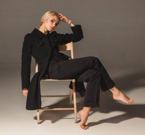 9 μαύρα παλτό για τον φετινό χειμώνα: 'Όλα κάτω από το γόνατο , casual ή formal - Το must της γκαρνταρόμπας  - Κυρίως Φωτογραφία - Gallery - Video